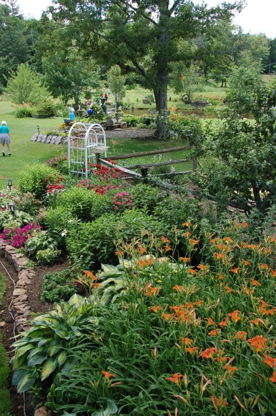 Garden Tours New England Blog Gardens Connecticut
